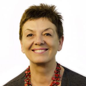 Mirjana Kulenovic, Vice President of Refugee and Disability Services