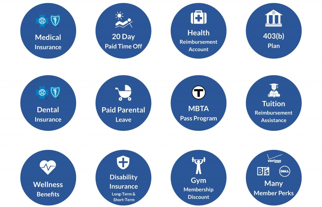 JVS Employee Benefits
