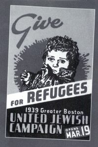 Jewish Refugee Poster