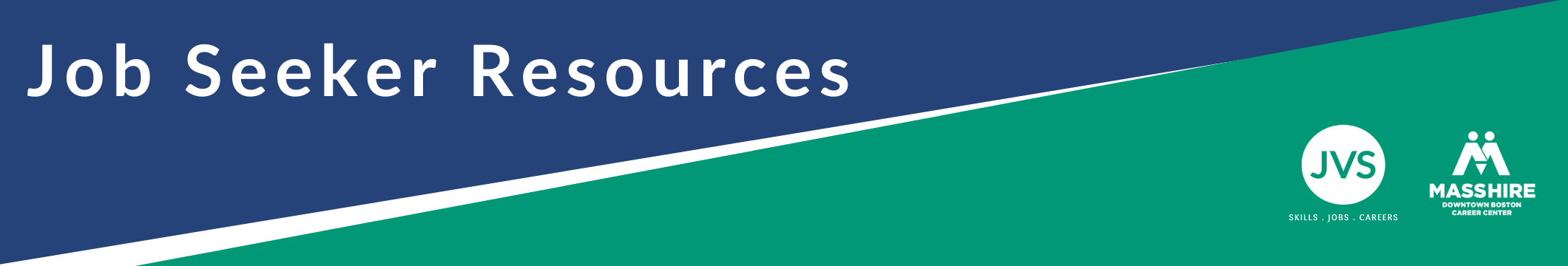 Job Seeker Resources