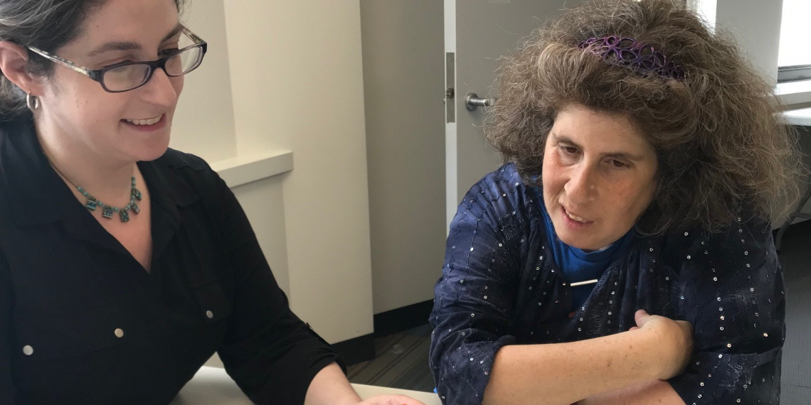 Connections: Job Coaching for Jewish Adults with a Disability